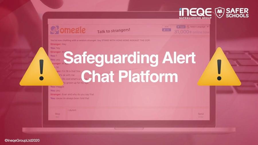 Dangerous Chat rooms